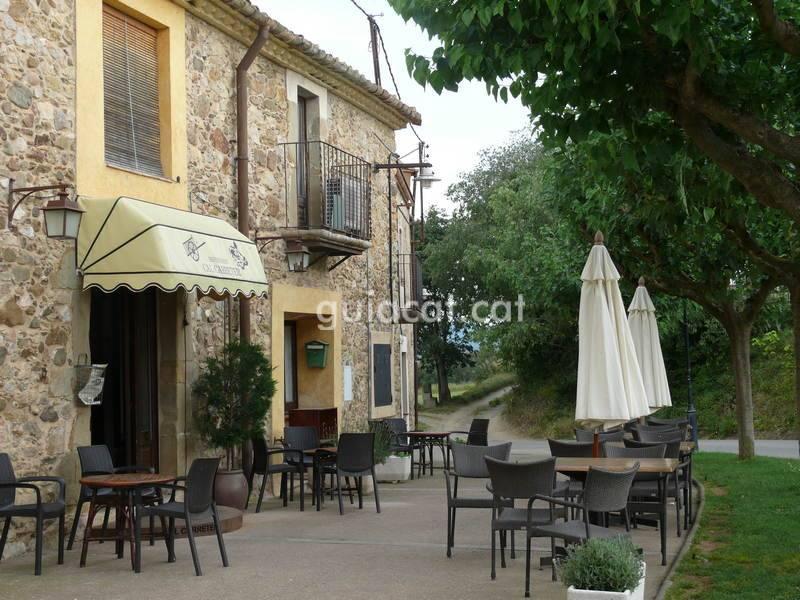 Restaurante Cal Carreter, Sant Sadurní de l'Heura