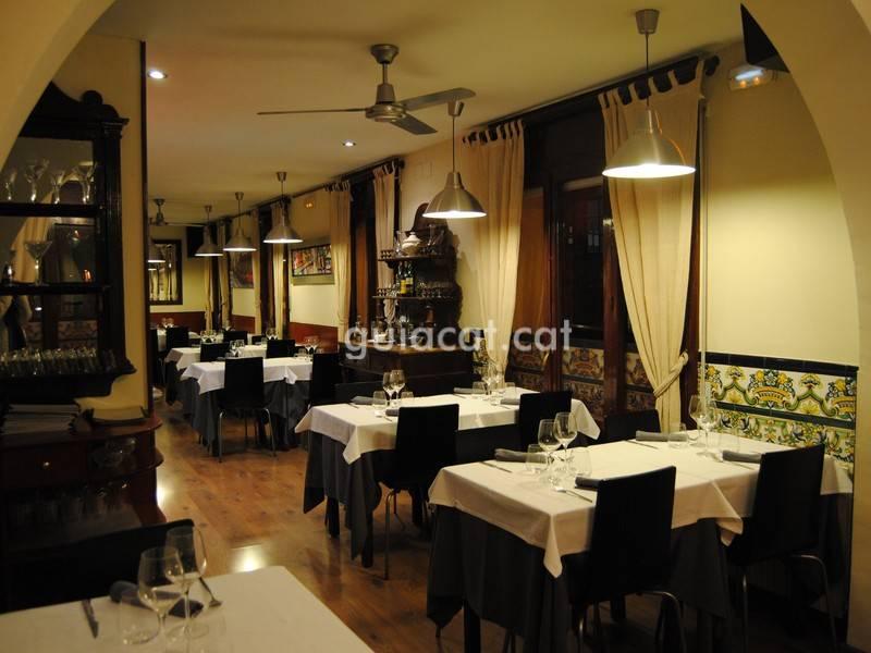 Restaurant El Bistrot del Firal, Torelló