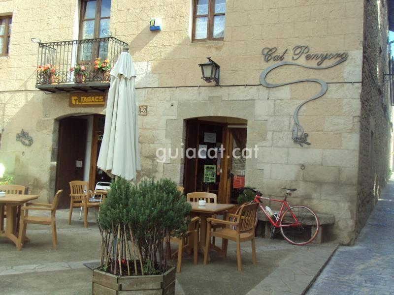 Restaurante cal penyora llu - Chimeneas santaeulalia ...