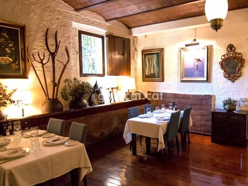 Grill restaurante el trabuc granollers - Chimeneas granollers ...