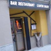 Bar Restaurant l'Antic Caliu